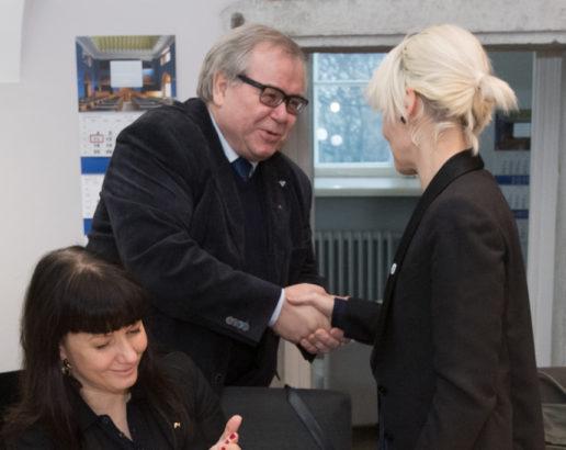 Kultuurikomisjoni esimehe ja aseesimehe valimine, 11. veebruar 2019
