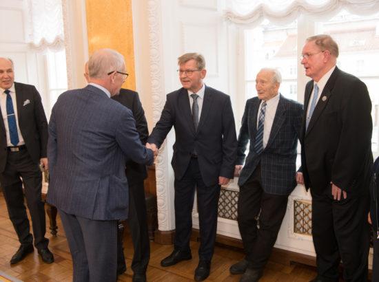 Maaelukomisjoni esimeeste ühispildid, 20. veebruar 2019