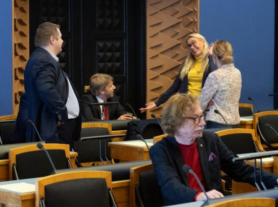 Kaido Höövelson, Andrei Korobeinik ja Natalia Malleus