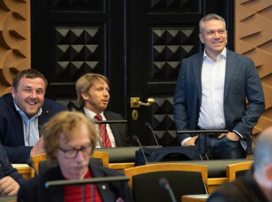 Kaido Höövelson, Jaanus Karilaid, Andrei Korobeinik