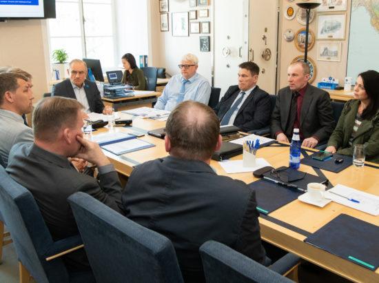 Riigikaitsekomisjoni esimehe ja aseesimehe valimised