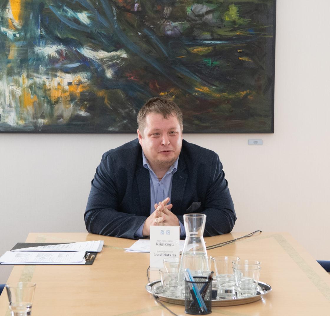 Keskkonnakomisjoni esimeheks valiti Erki Savisaar.