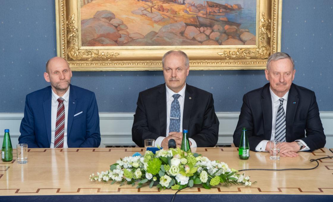 Riigikogu juhatus 2019
