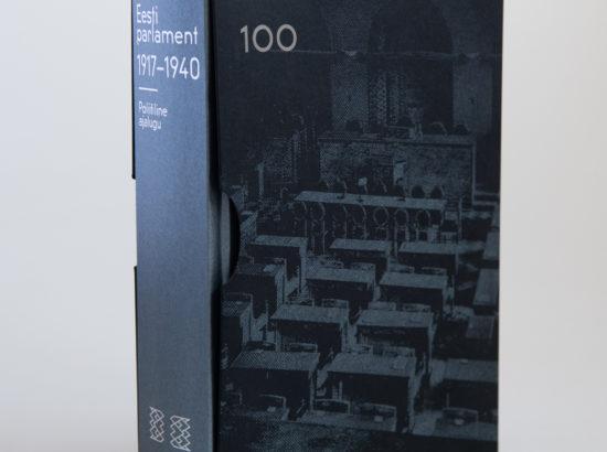 """Ajalooraamatu """"Eesti parlament 1917-1940"""" esitlus Rahvusraamatukogus"""