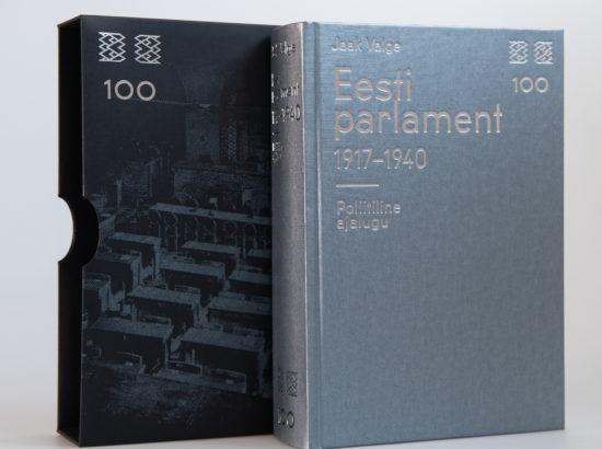 "Ajalooraamat ""Eesti parlament 1917-1940"""