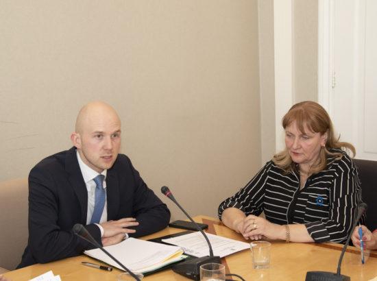 Sotsiaalkomisjon (XIV)