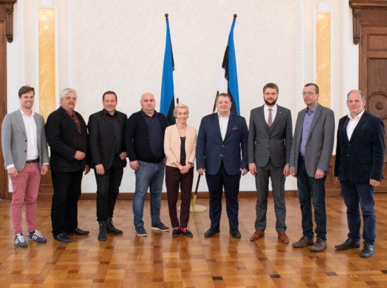 XIV Riigikogu komisjonid