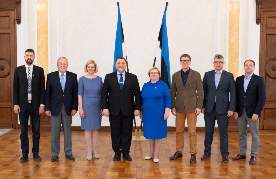 Majanduskomisjoni koosseis, 13. mai 2019