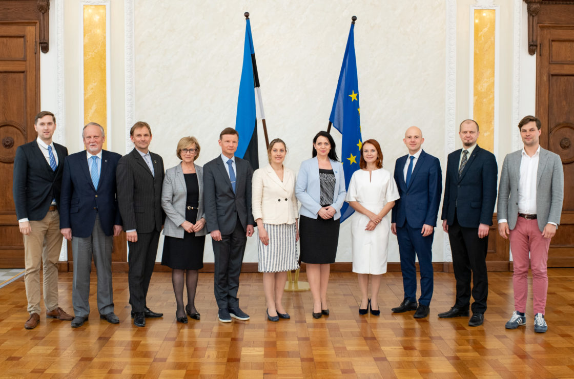Euroopa Liidu asjade komisjoni koosseis, 13. mai 2019