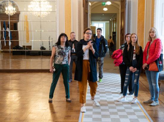 Riigikogu lahtiste uste päev 2019