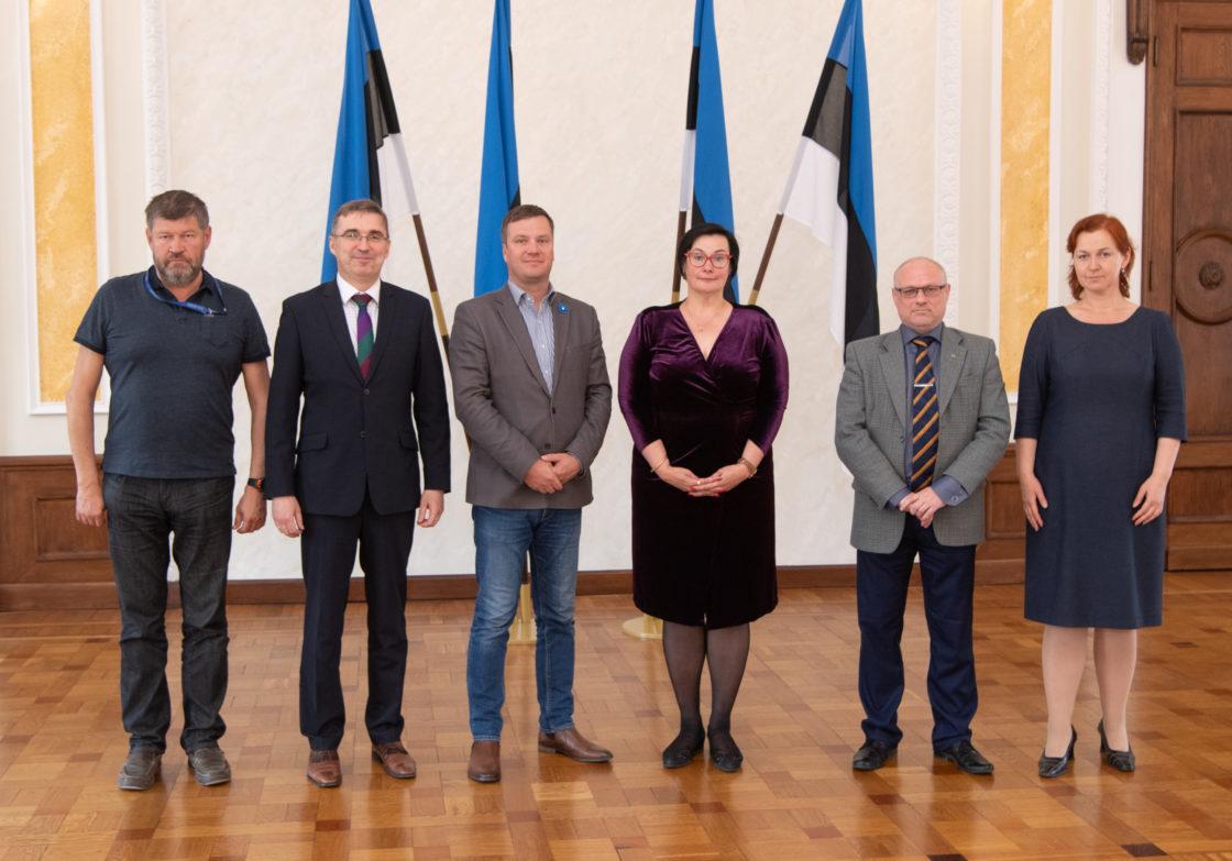 Korruptsioonivastase erikomisjoni koosseis, 27. mai 2019