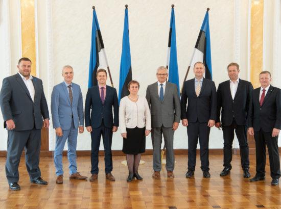 Maaelukomisjoni koosseis, 28. mai 2019