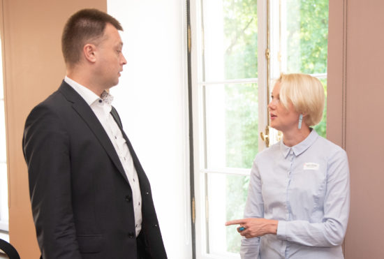 """Arenguseire Keskuse seminar """"Eesti vanemaealiste rahalise heaolu tulevik"""""""