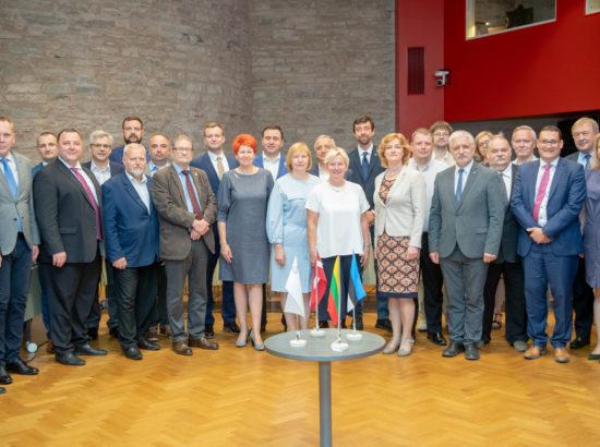 Balti Assamblee (BA) delegatsioon
