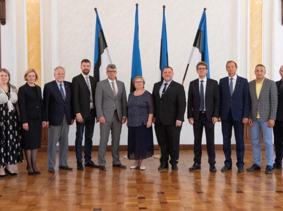 Majanduskomisjoni koosseis, 10. juuni 2019