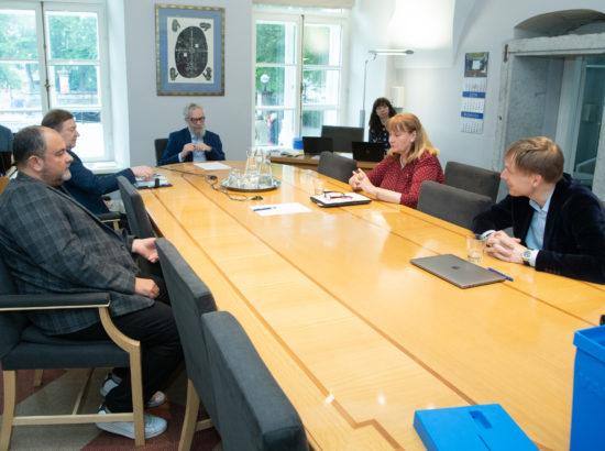 Eesti keele õppe arengu probleemkomisjon (XIV)