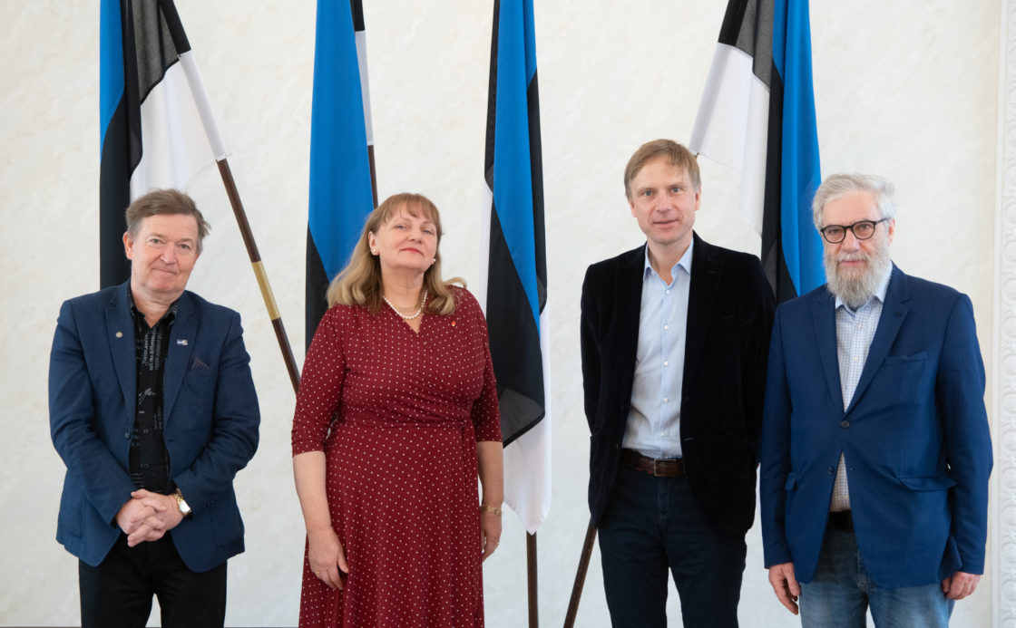 Eesti keele õppe arengu probleemkomisjoni esimehe ja aseesimehe valimised
