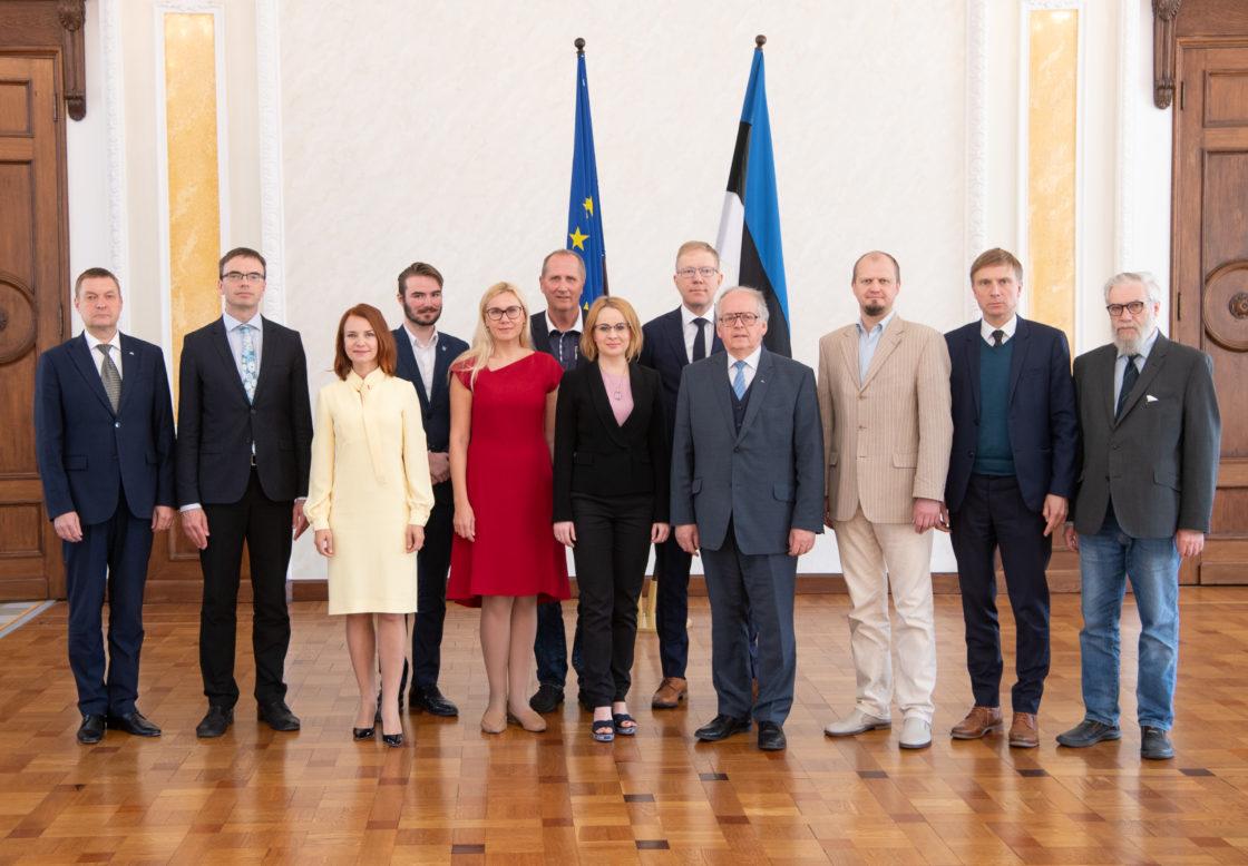 Väliskomisjoni koosseis, 3. juuni 2019