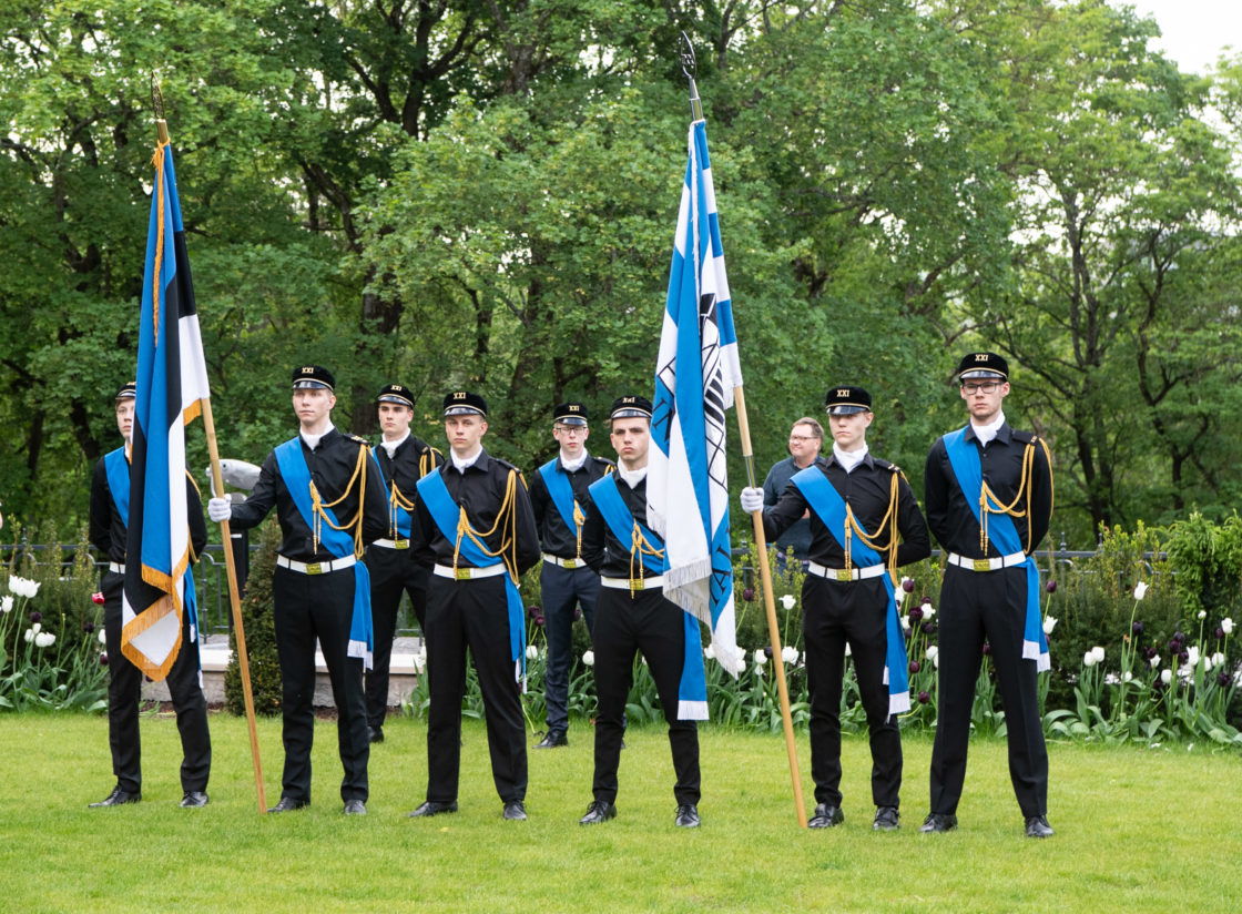 Eesti lipu päeva tähistamine 2019