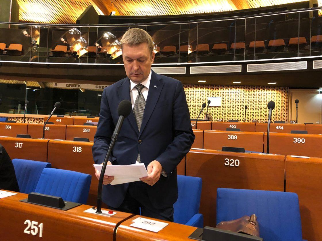 ENPA Eesti delegatsiooni liikmed osalesid ENPA täiskogu osaistungil Strasbourgis Prantsusmaal