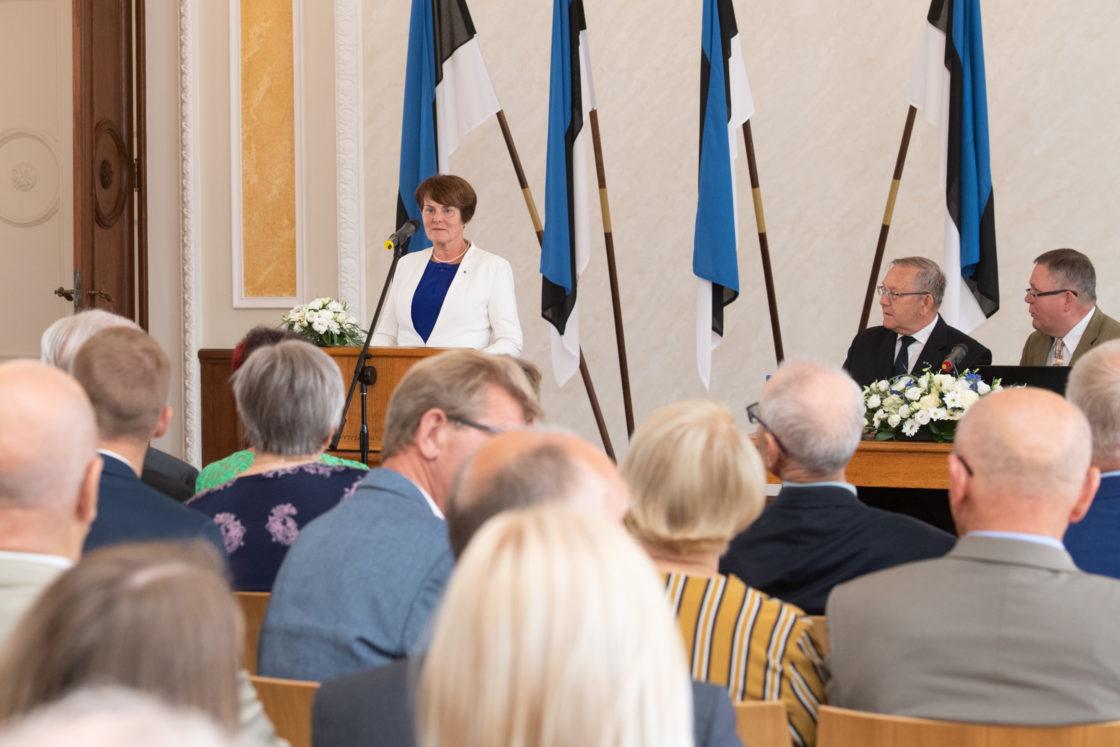 20. Augusti Klubi traditsiooniline pidulik koosolek