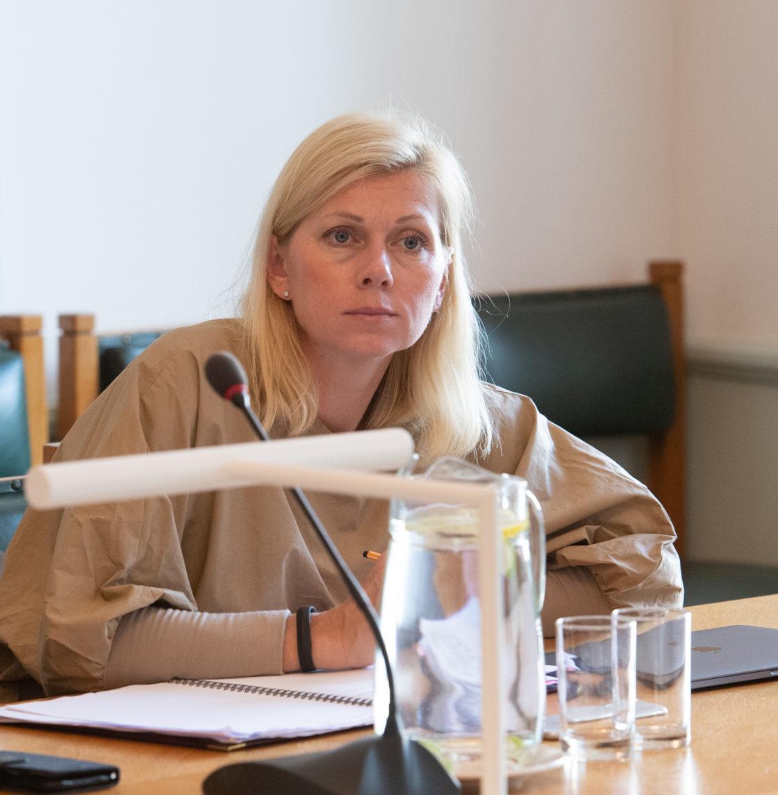 Kultuurikomisjon kohtus kõrgkoolide esindajatega