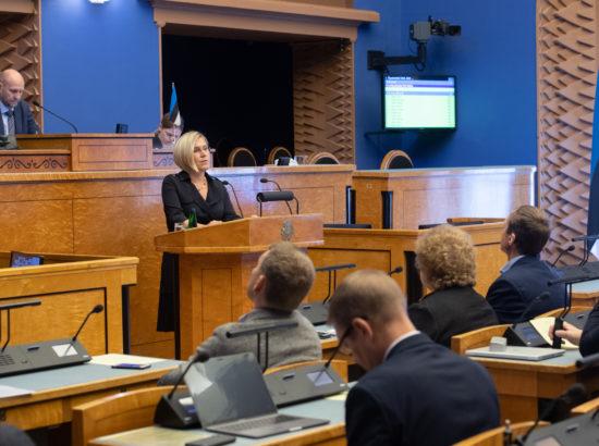 Õiguskantsleri 2018.–2019. aasta tegevuse ülevaade
