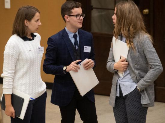 Eesti Mudel-Euroopa Parlamendi istung