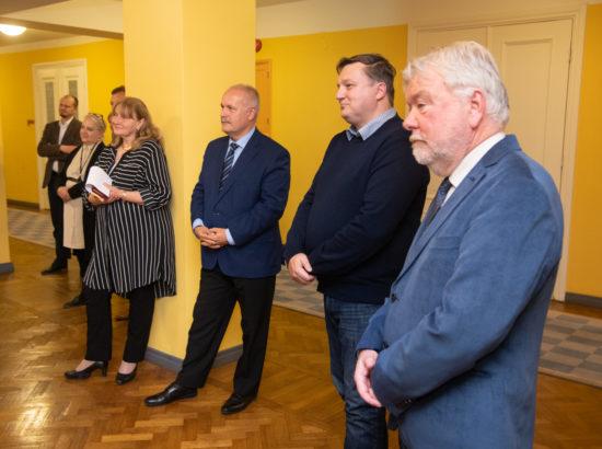 """Hõimupäevade näituse """"Kellele iseseisvus, kellele autonoomia. 100 aastat soome-ugri rahvaste iseolemist"""" avamine"""