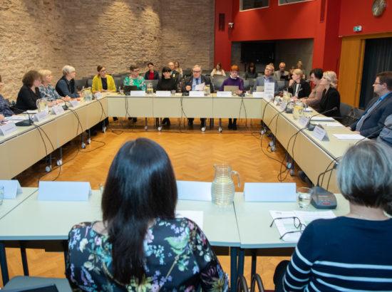 Kultuurikomisjon (XIV)