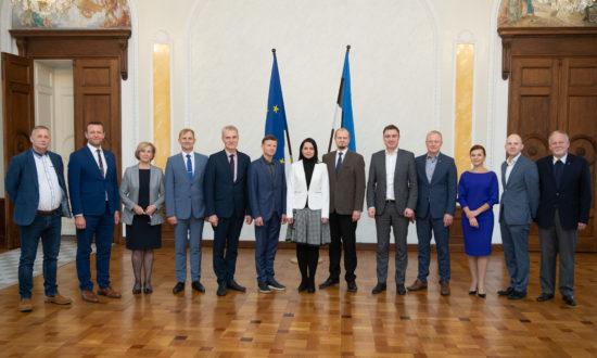 Euroopa Liidu asjade komisjoni koosseis, 21. oktoober 2019