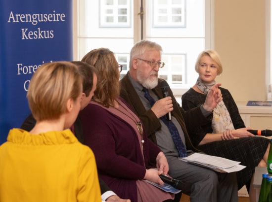 """Arenguseire Keskus tutvustas """"Tuleviku eakate rahaline heaolu"""" uurimissuuna tulemusi"""
