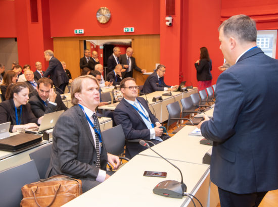 "Seminar ""Artificial Intelligence (AI) Innovations and Projects in the Parliaments"""