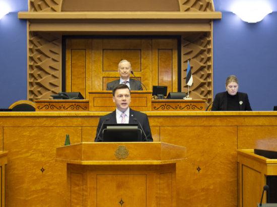 Rahandusministeeriumi maksu- ja tollipoliitika asekantsler Dmitri Jegorov