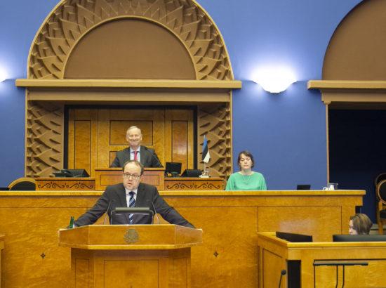 Riigikogu istung 21.11.2019