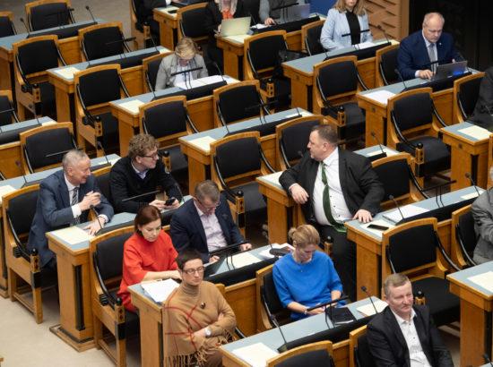 Ülevaate saamine Vabariigi Valitsuse tegevusest Euroopa Liidu poliitika teostamisel