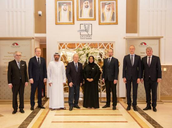 Väliskomisjoni visiit Araabia Ühendemiraatidesse ja Kuveiti