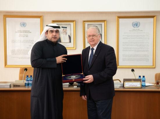 Kohtumine Kuveidi välisministeeriumi esindajatega