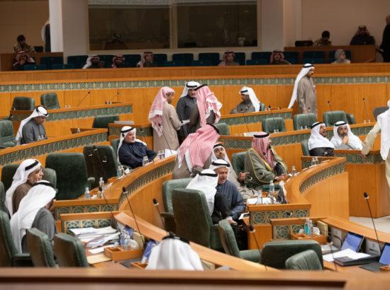 Kuveidi Rahvuskogu külastus