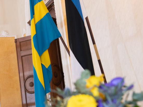 Rootsi parlamendi Riksdagi esimehe Andreas Norléni visiit