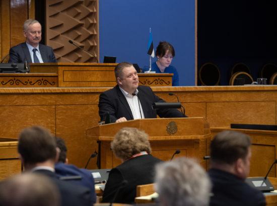 XIV Riigikogu täiskogu