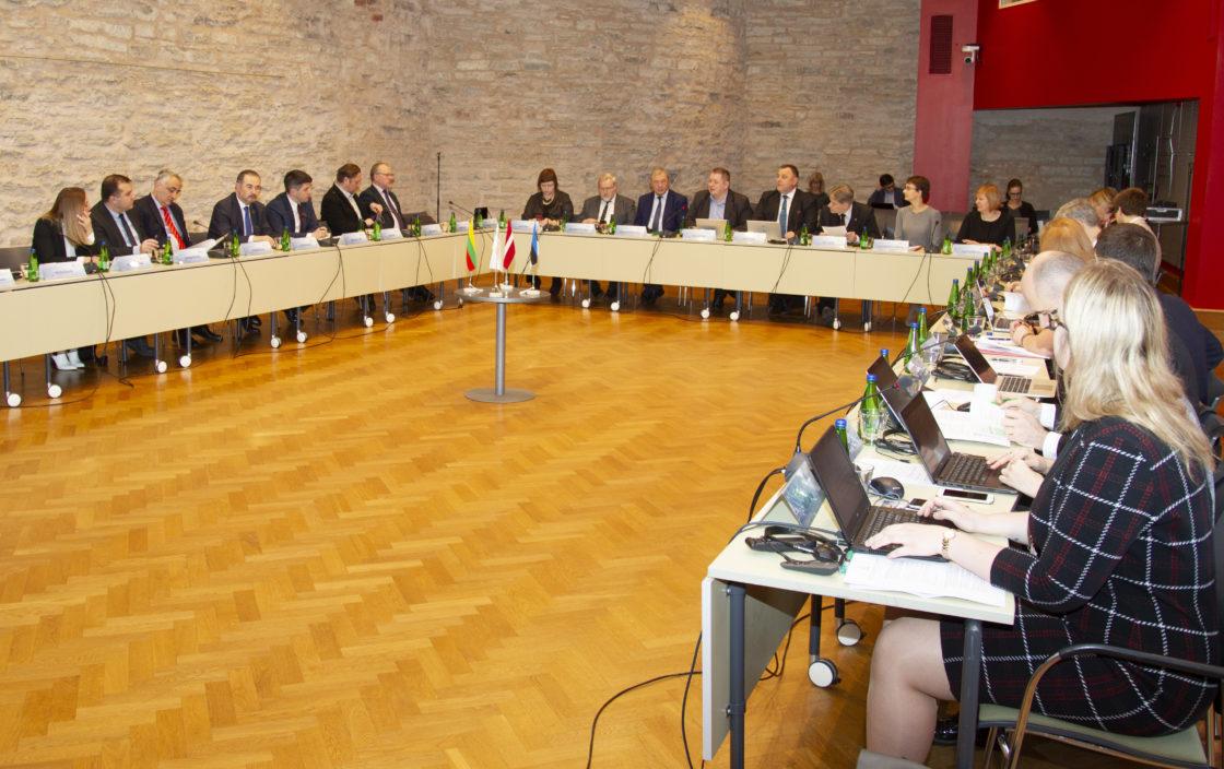 Balti Assamblee komisjonide istung keskendus ringmajandusele ja digikoostööle
