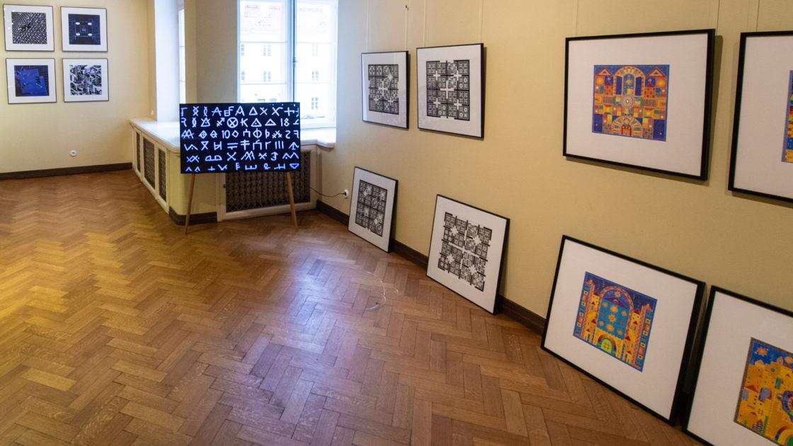 """Studio 22 näitus """"Taevasmaa, võred ja välgud"""""""