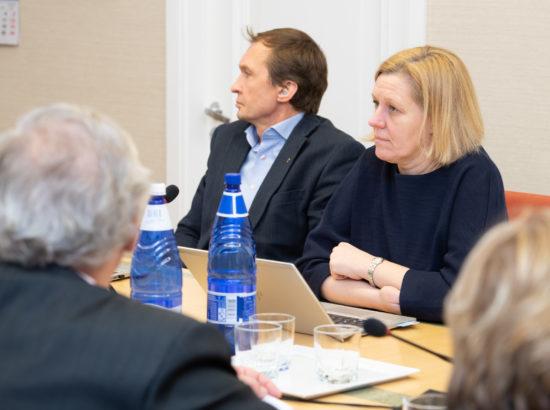Jüri Jaanson ja Annely Akkermann
