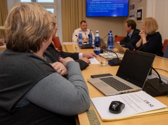 Majanduskomisjoni istung