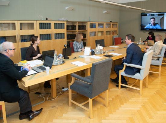 Põhiseaduskomisjon (XIV)