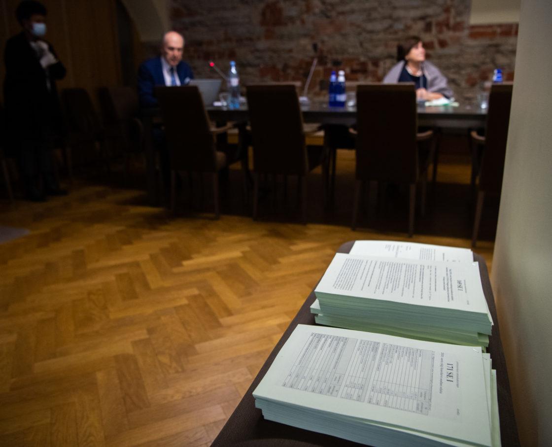 Rahanduskomisjoni istung, 2020. aasta lisaeelarve seaduse eelnõu