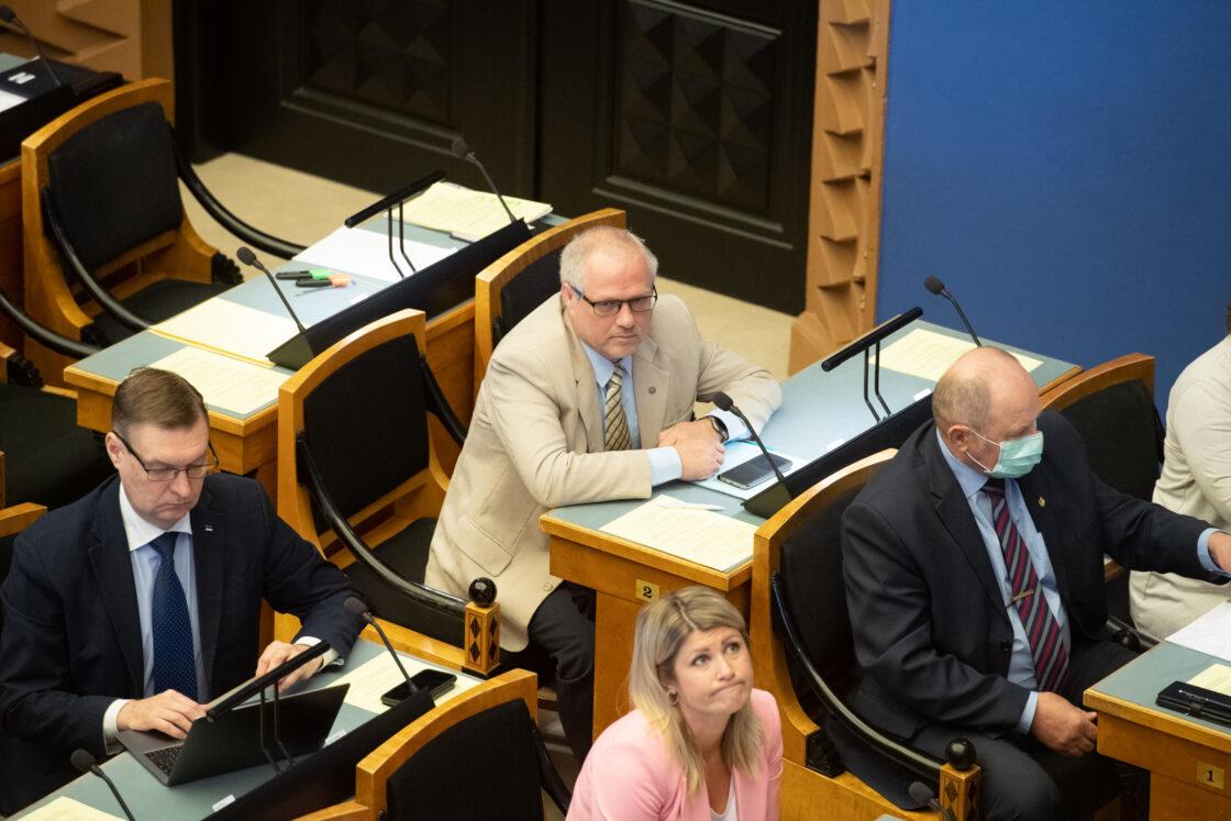 Täiskogu istung, ERRi nõukogu liikmete nimetamine