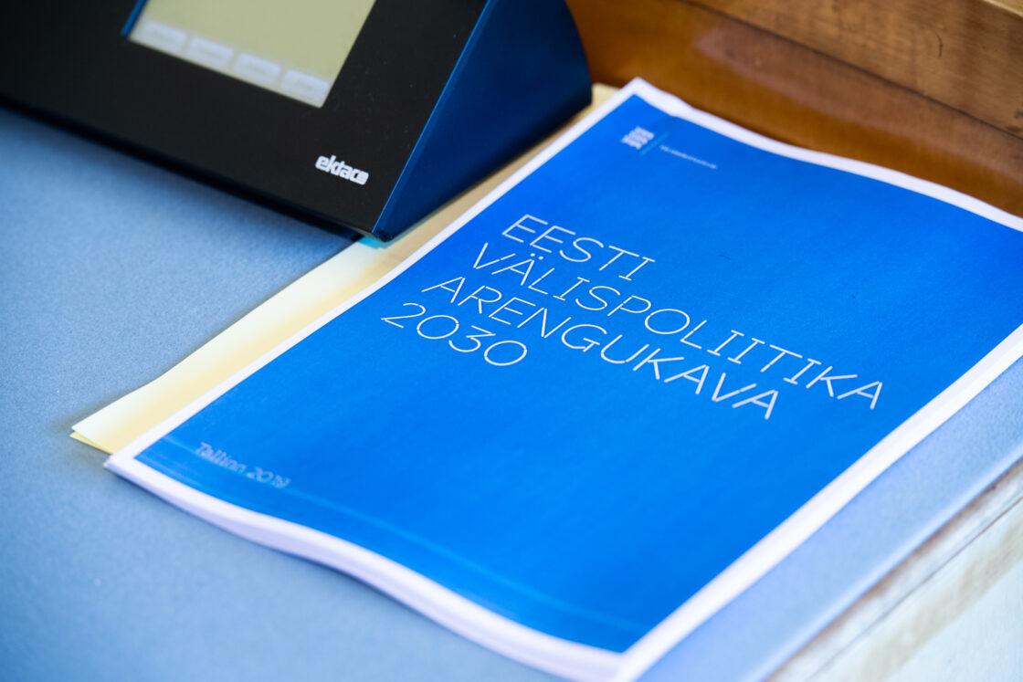 Eesti välispoliitika arengukava 2030