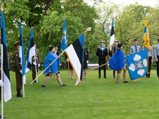 Eesti lipu päeva tähistamine 2020